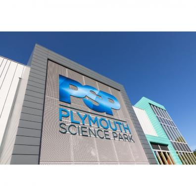 Plymouth Science Park building