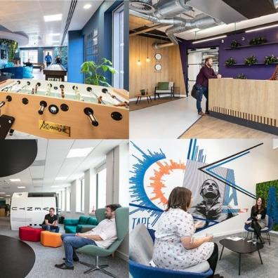 Workspaces by Interaction